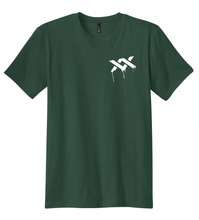 MIXXEDFIT® CLASSIC TEE | FOREST GREEN