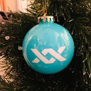 MIXXEDFIT ACCESSORY ORNAMENT | TEAL