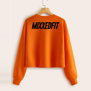 MIXXEDFIT INFLUENCER SWEATSHIRT