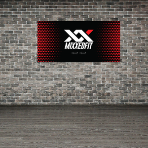 MIXXEDFIT® BANNER | RECTANGLE