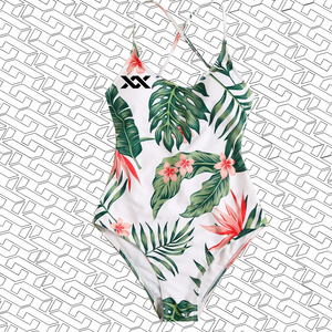 SWIMSUIT | TROPICAL ONE PIECE