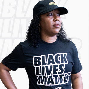 MIXXEDFIT® BLACK LIVES MATTER COLLECTION | TEE