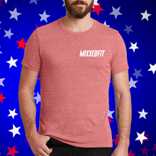 MENS | MIXXEDFIT® ECO-JERSEY TEE | RED