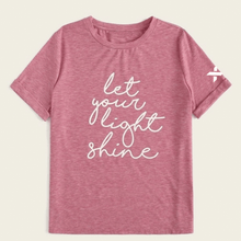 MIXXEDFIT LET YOUR LIGHT SHINE TEE