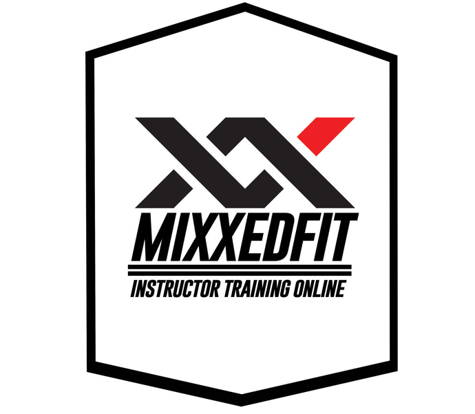 STUDY GUIDE | MIXXEDFIT® INSTRUCTOR TRAINING ONLINE