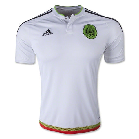 Mexico 2016/17 adidas Away Soccer Jersey