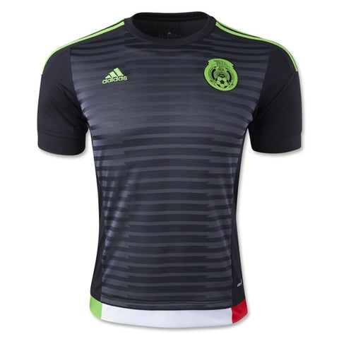 Mexico 2015-2017 Black Jersey