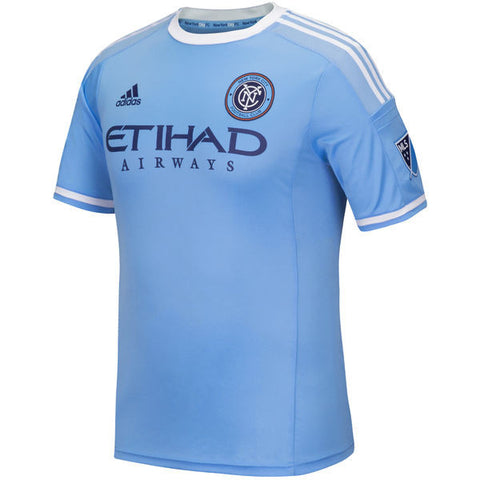 New York City Football Club 2016 Home Soccer Jersey