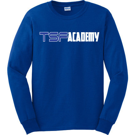 TSF Royal Long Sleeve T-Shirt