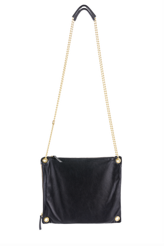 A BALL AND CHAIN CROSSBODY