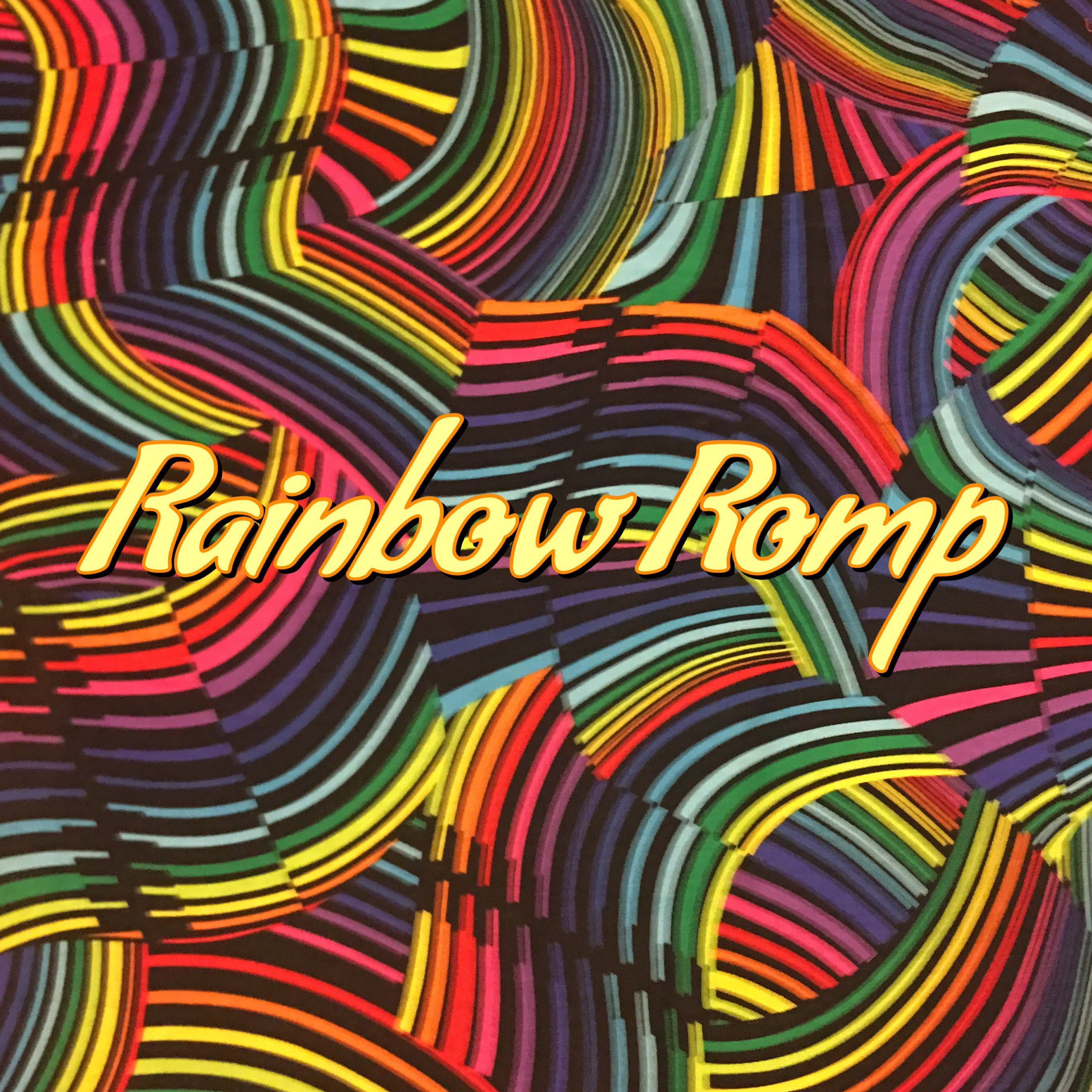 Rainbow Romp - Quilter's Cotton