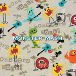 Monster Mash - Cotton Knit