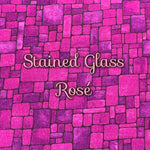Stained Glass Rosé - Quilter's Cotton