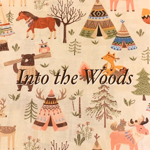 Into the Woods - Quilter's Cotton