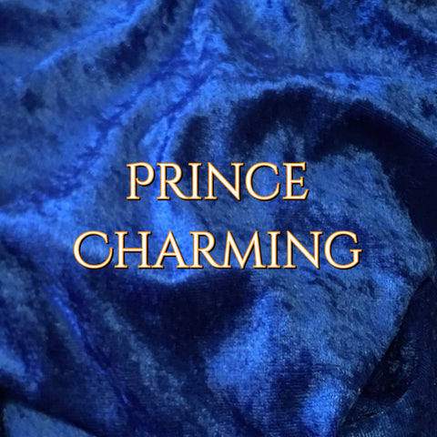 Prince Charming - Luxury Crushed Velvet
