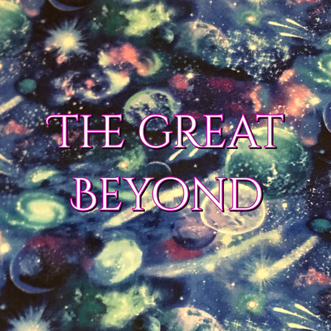 Custom Order - The Great Beyond - Quilter's Cotton