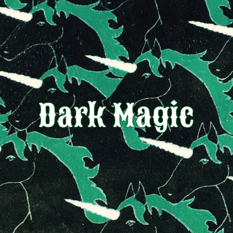 Custom Order - Dark Magic - Specialty Minky Print