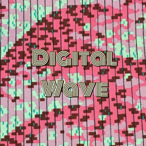 Digital Wave - Quilter's Cotton