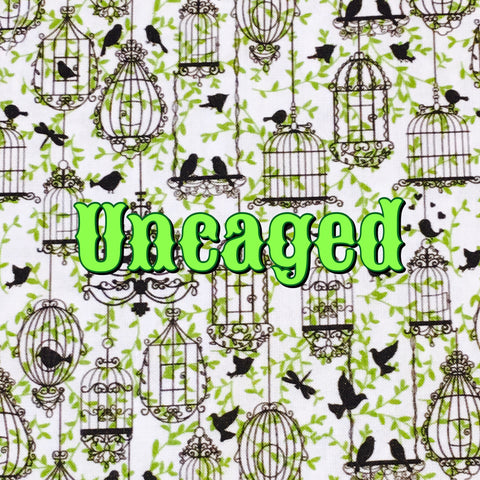 Custom Order - Uncaged - Quilter's Cotton