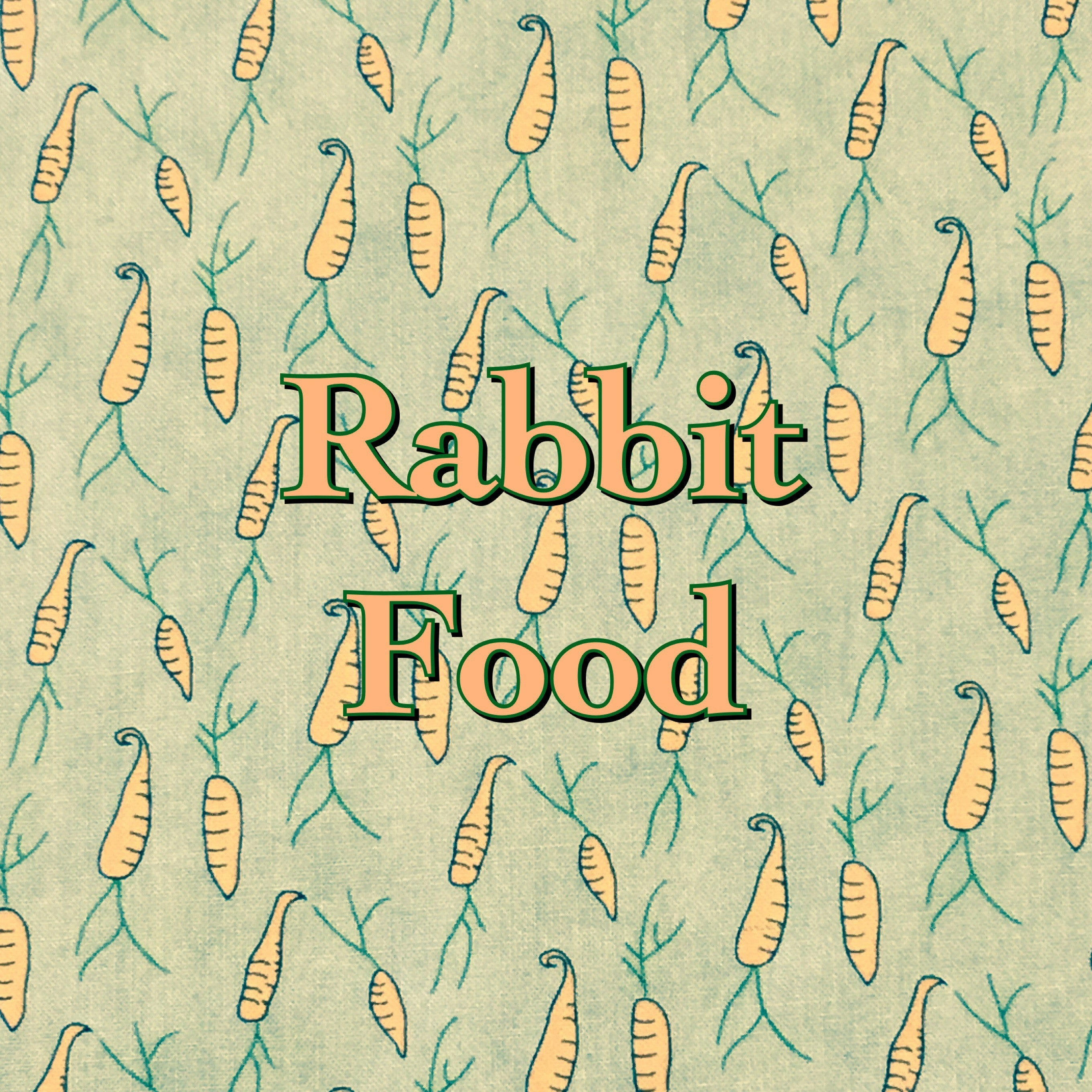 Rabbit Food - Quilter's Cotton