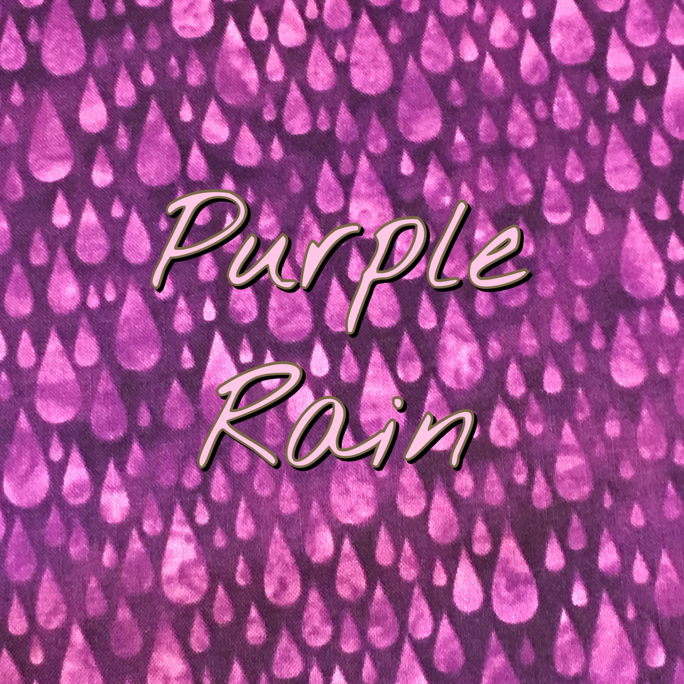 Purple Rain - Quilter's Cotton