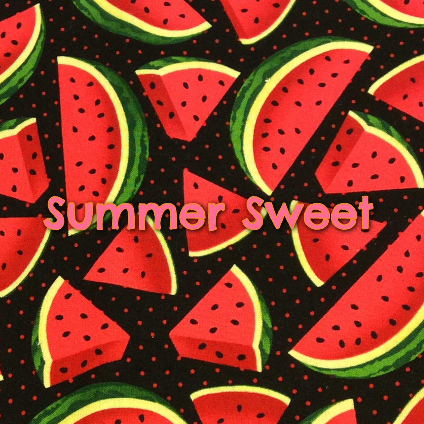 Summer Sweet - Quilter's Cotton