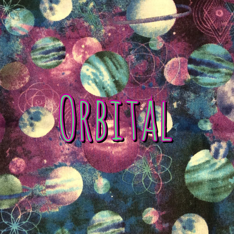 Orbital - Quilter's Cotton