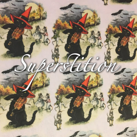 Custom Order - BRAND NEW PRINT! Specialty Minky - Superstition