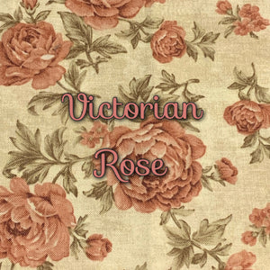 Victorian Rose - Quilter's Cotton