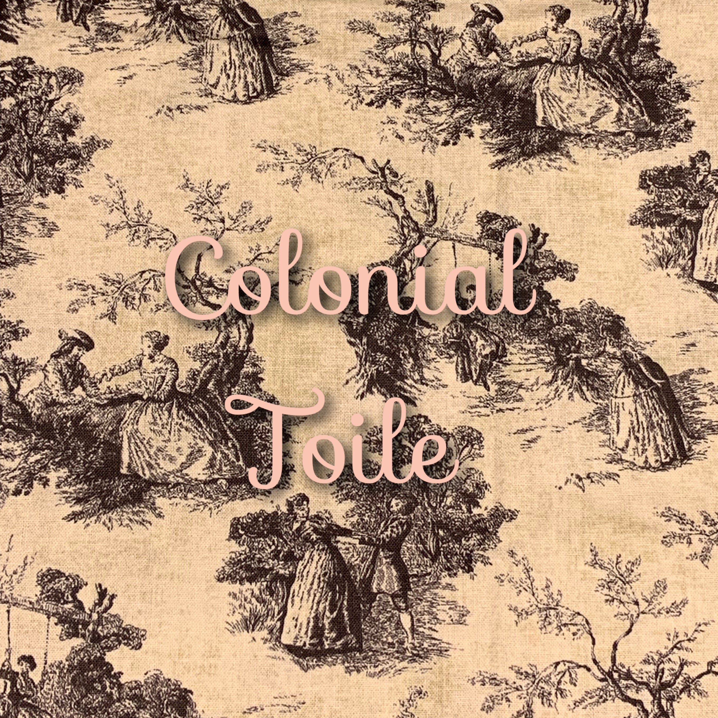 Colonial Toile - Quilter's Cotton