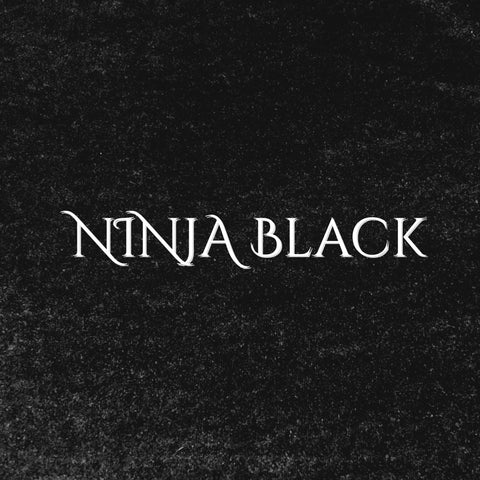 Custom Order - Waterproof Suedecloth NINJA Pad or Liner - Original NINJA Black!