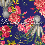 Beauty and Grace - Quilter's Cotton