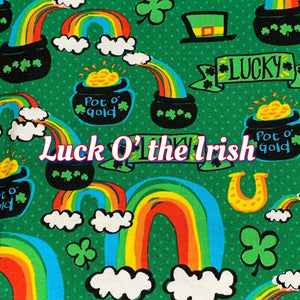 Luck O' the Irish - Quilter's Cotton