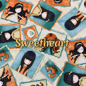Sweetheart - Quilter's Cotton