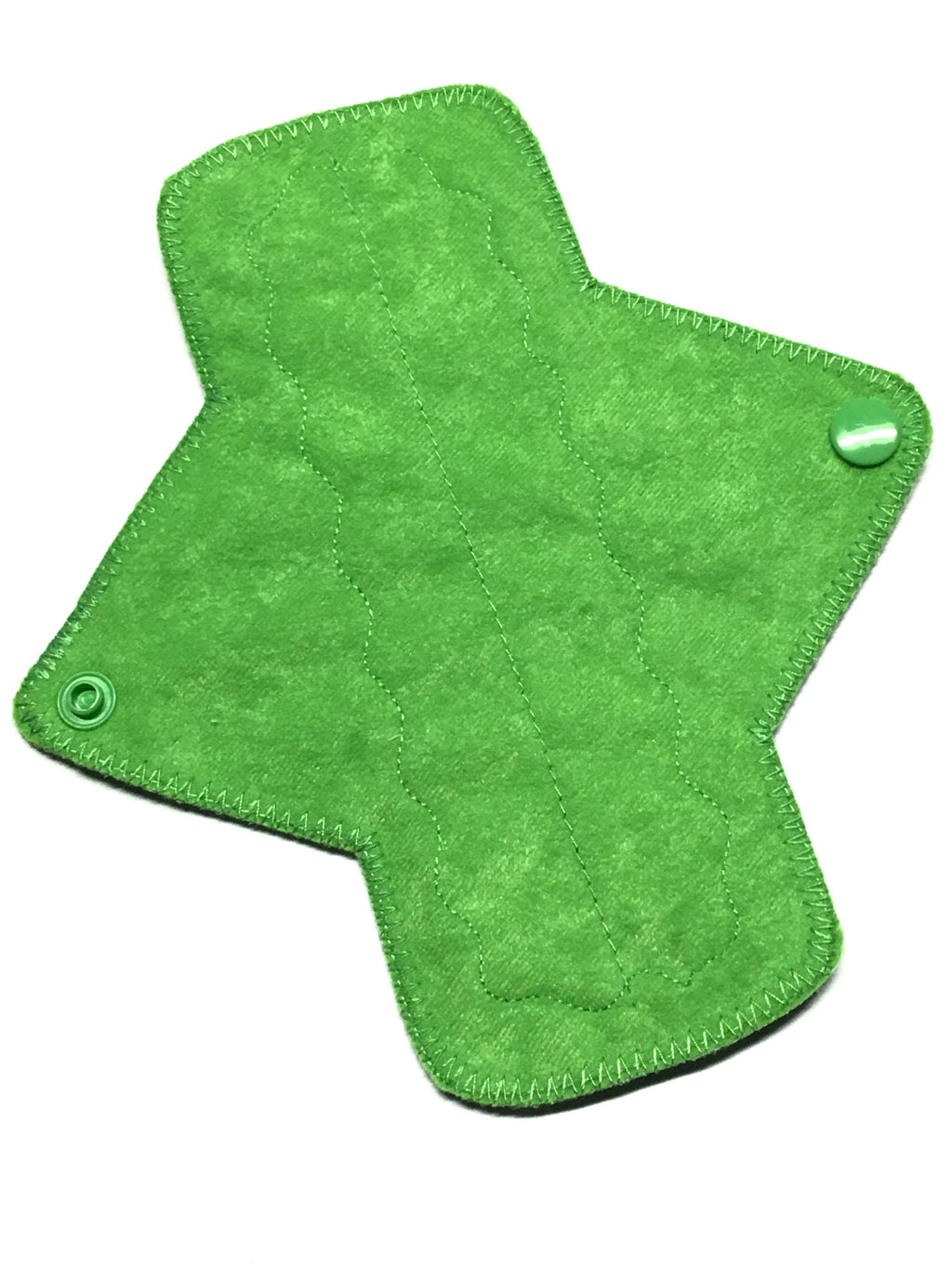 7 Inch Ultra Thin Suedecloth NINJA Pad (moderate-heavy) Absorbency in Fresh