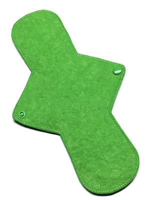 11 Inch Straight Style Ultra Thin Suedecloth NINJA Pad (moderate-heavy) Absorbency in RAVE!