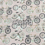 Cycling - Quilter's Cotton