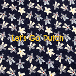 Let's Go Dutch - Quilter's Cotton