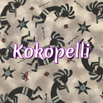 Kokopelli - Quilter's Cotton