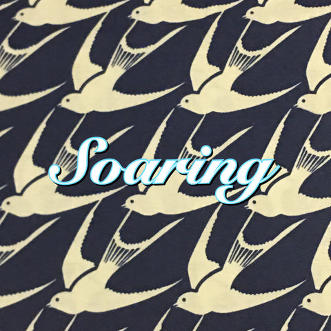 Custom Order - Soaring - Quilter's Cotton