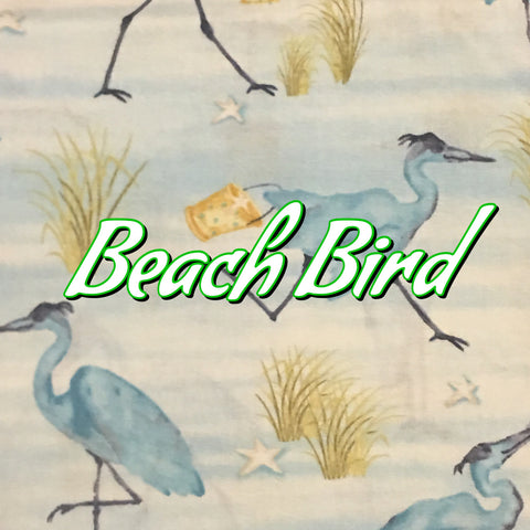 Beach Bird - Quilter's Cotton