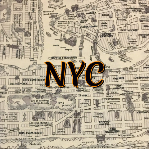 Custom Order - NYC - Quilter's Cotton
