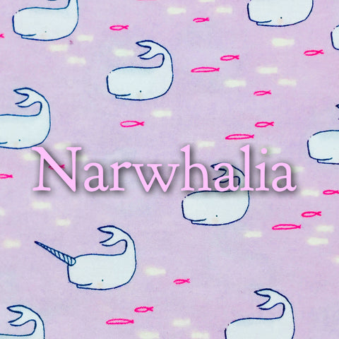 Custom Order - Narwhalia - Quilter's Cotton