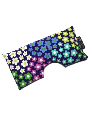 Relaxation Eye Pillow - Daisy Days - Quilter's Cotton