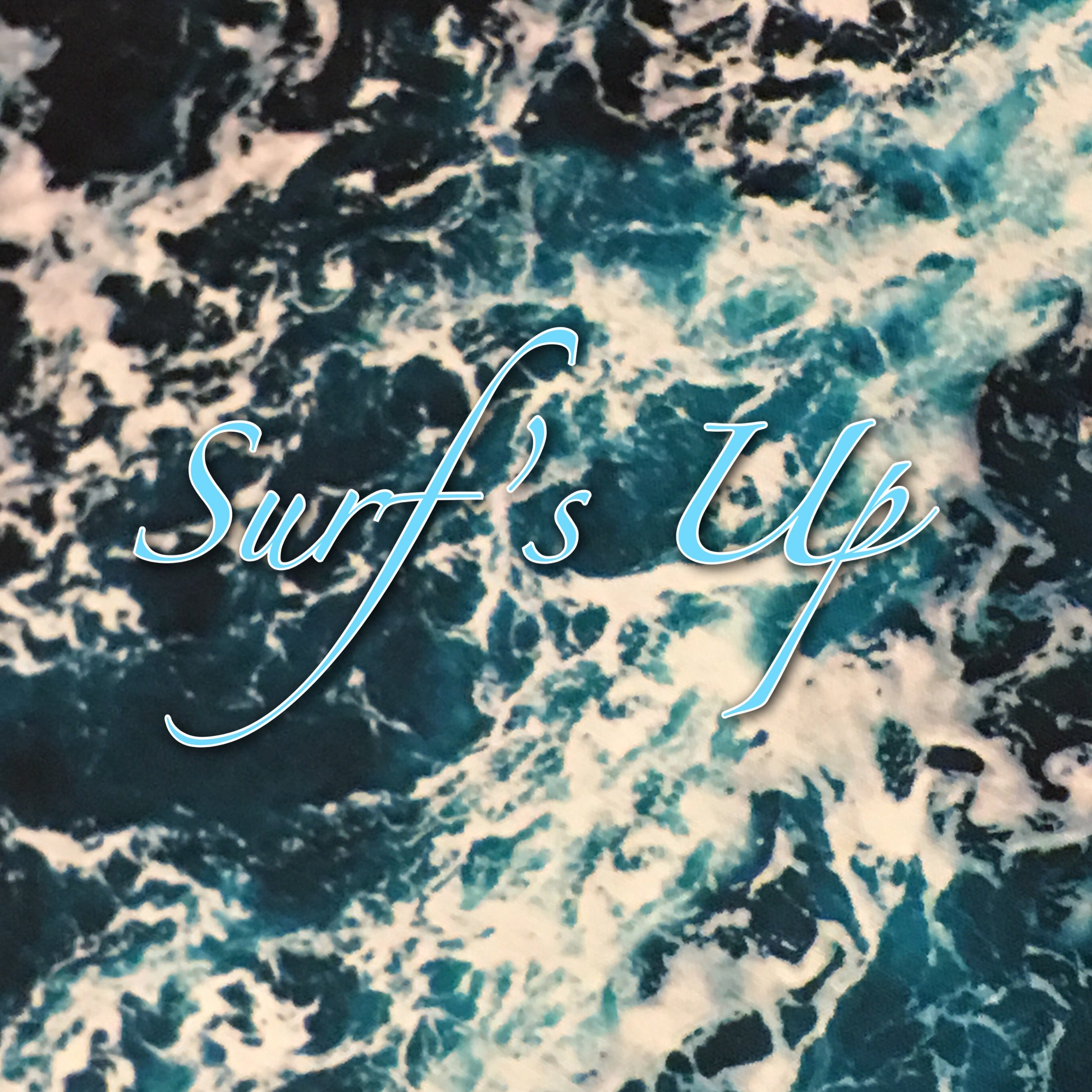 Surf's Up - Quilter's Cotton
