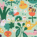 Limited Edition! Joy Garden - Performance Piqué - Featuring Ivory Windpro Back and Flower Snap!
