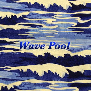 Wave Pool - Quilter's Cotton