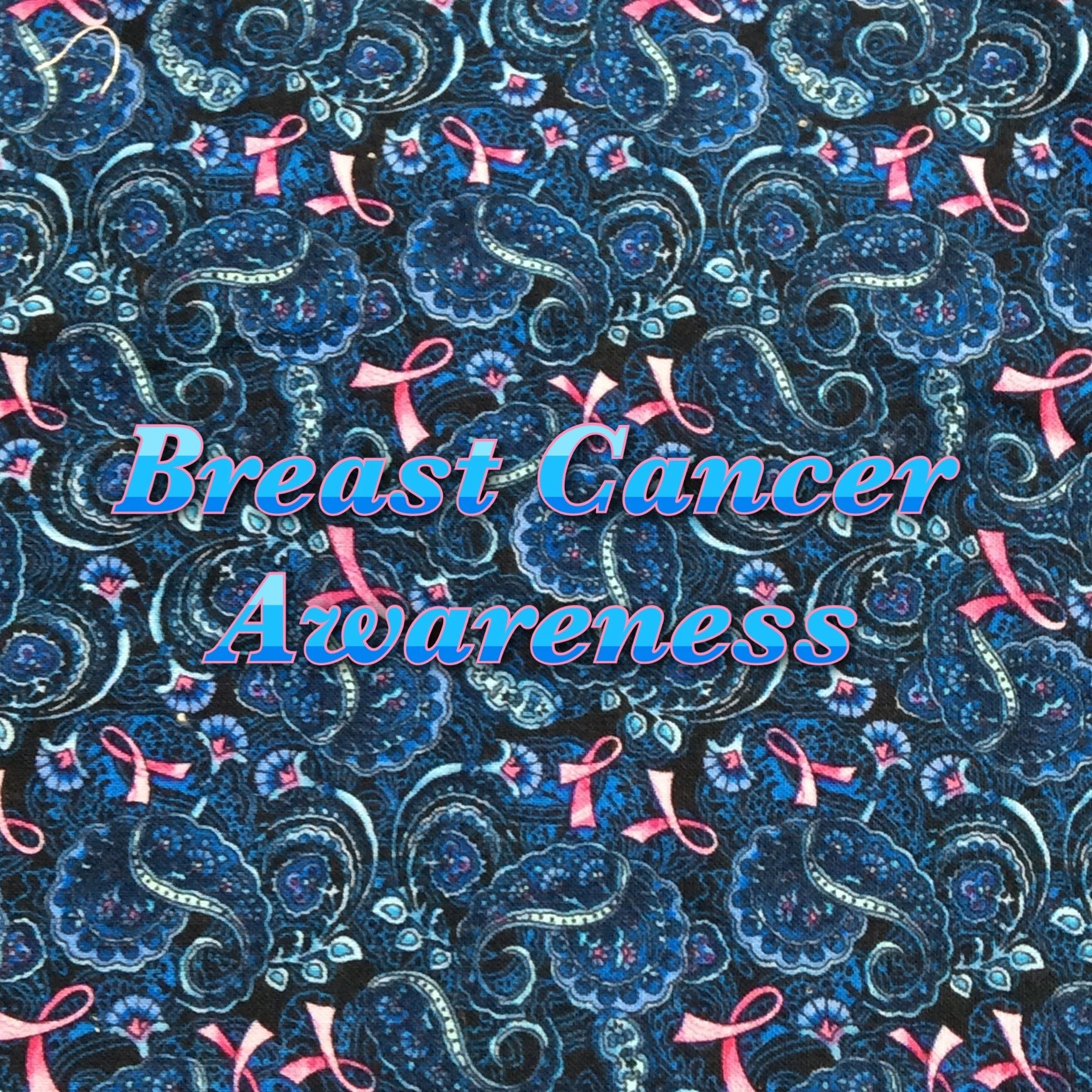 Breast Cancer Awareness - Quilter's Cotton