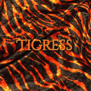 Tigress - Luxury Crushed Velvet