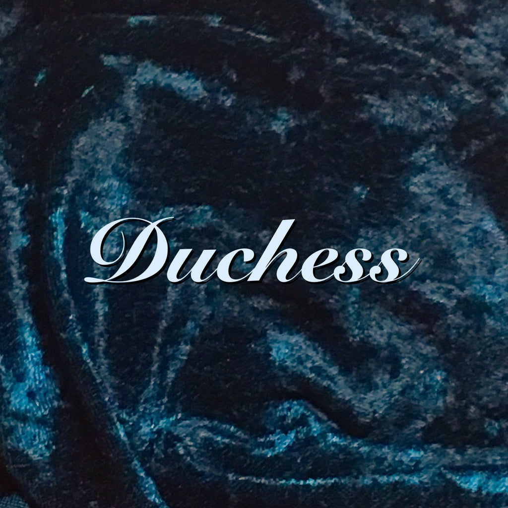 Duchess - Signature Luxury Crushed Velvet
